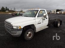 1997 DODGE 3500 Cab & Chassis
