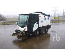 JOHNSTON 142A 101T Sweeper
