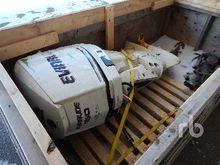 EVINRUDE 150 HP Outboard Boat E