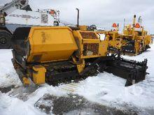ALLATT 650P Crawler Asphalt Pav