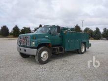 1990 GMC CK3500 Mechanics Truck