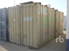 NKT 20 Ft Containerised Water C