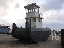 2009 24 Ft Pusher Tug Vessel