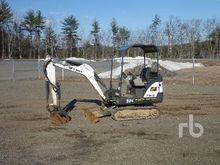 2013 BOBCAT 324 Mini Excavator