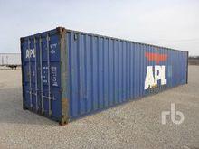 2004 APL 40 Ft Connex Box