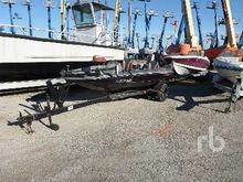 1988 GLASSTREAM 16 Ft Boat
