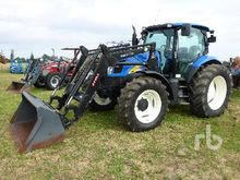 2008 NEW HOLLAND T6030 MFWD Tra