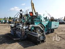 2005 VOEGELE 880WB Pneumatic As