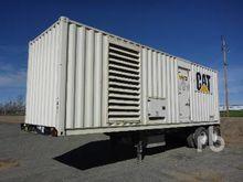 2007 CATERPILLAR APS800A 824 KW