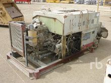 MKW-35S Skid Mounted Concrete P