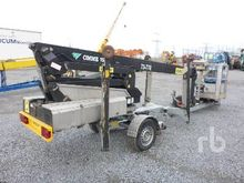 2006 OMME 1550EBZX Electric Tow