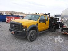 2008 FORD F350 XL Extended Cab