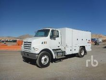 2007 STERLING L7500 Fuel & Lube