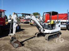 1998 BOBCAT 331 Mini Excavator
