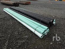 Qty Of PVC Pipe Sewer & Water E
