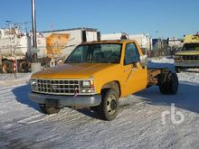 1993 CHEVROLET 3500HD Cab & Cha