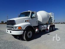 2003 STERLING L8500 6x4 Mixer T
