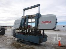 DURMA DCBS1100 48 In. Bandsaw