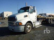 2008 STERLING AT9500 6x4 Cab &