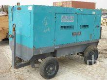 DENYO DIS-390ES Portable Air Co