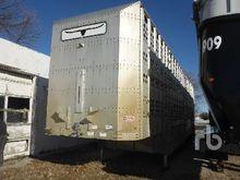 1986 45 Ft T/A Aluminum Cattle