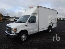 2014 FORD E350 Van Truck