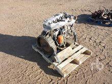 ISUZU ZEXEL 4 CYL Diesel Engine