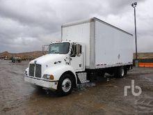 KENWORTH S/A Van Truck
