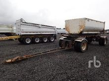 1982 RELIANCE 15 Ft 2/Axle Tran