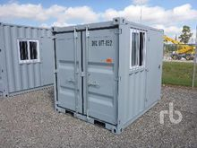 SUIHE 8 Ft Office Container Equ