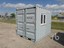 SUIHE 9 Ft Office Container Equ