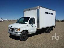 1997 FORD E350 Van Truck