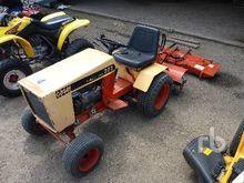 J I CASE 222 Garden Tractor