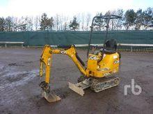 2011 JCB 8008 Micro Excavator (