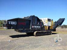 2014 TEREX TGB640T Crawler Hori