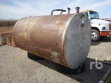 KOHLHAAS 1500 Gallon Fuel Tanks