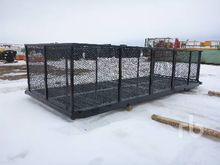 MATCO 8 Ft x 20 Ft Caged Mats
