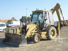 2005 CATERPILLAR 424 Series 1 4