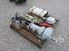 Qty Of Concrete Pump Equipment