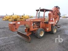 1993 DITCH WITCH 7610DD Ride On