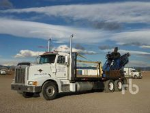 1993 PETERBILT 377 T/A w/Royal