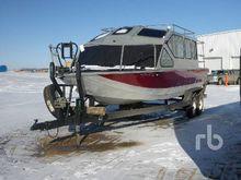 1998 OUTLAW 24 Ft Jet Boat