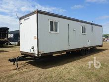 2000 GORDON TRAILER BUSH BUNGAL