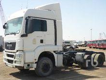 2008 MAN TGS33.400 6x4 Truck Tr