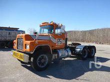 1986 MACK R686ST Truck Tractor