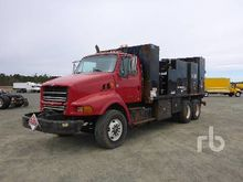 2000 STERLING L8500 T/A Fuel &
