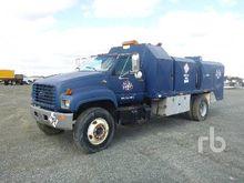 1997 GMC S/A Fuel & Lube Trucks