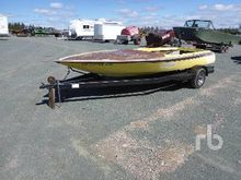 SLEEKCRAFT 18 Ft Jet Boat Hull