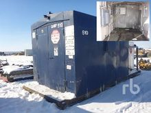 11 Ft x 7 ft 8 in Generator Sto