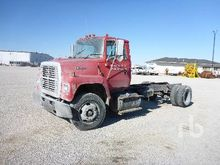 1995 FORD LN8000 S/A Cab & Chas